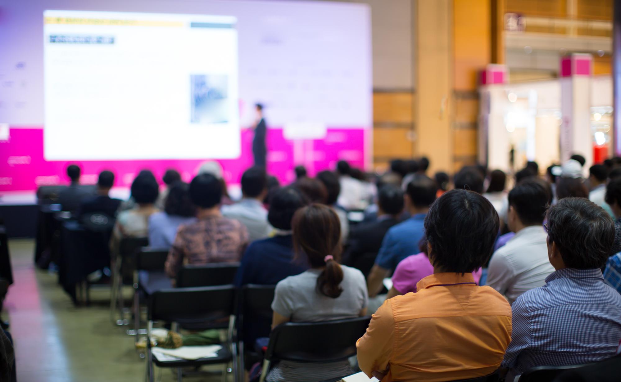 Speaking | Project Management Training & Team Motivation